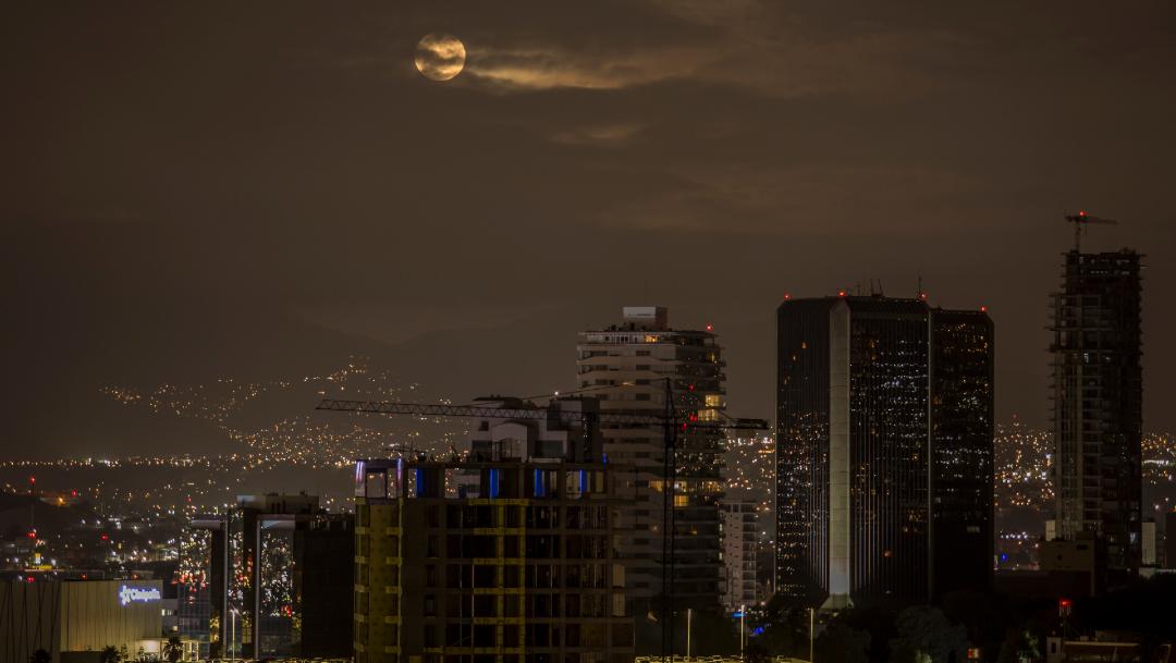 Foto: Explosiones por ejercicios militares de EEUU sorprenden a Tijuana, 09 de enero de 2020, (Cuartoscuro, archivo)