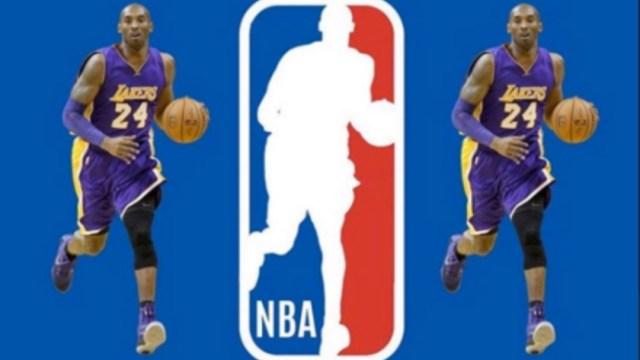 IMAGEN Piden que Kobe Bryant sea logo de la NBA (Twitter)