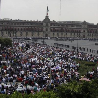 FOTO Estas son las marchas previstas para este 27 de enero en CDMX (Cuartoscuro/archivo)