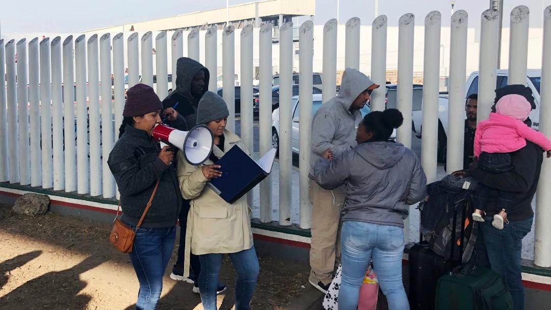 Foto: Migrantes mexicanos temen ser deportados por EE.UU. a Guatemala