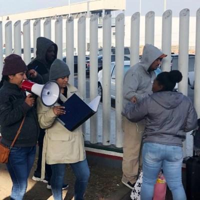 Migrantes mexicanos temen ser deportados por EE.UU. a Guatemala