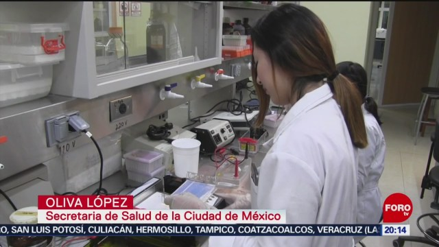 Foto: Coronavirus Cdmx Monitorean Mujer Posible Caso 24 Enero 2020