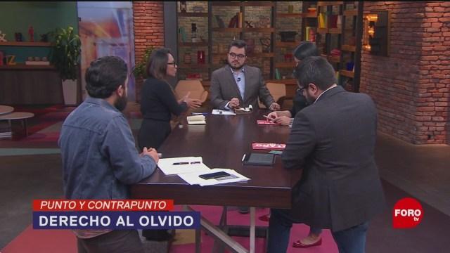 Foto: Ricardo Monreal Propone Derecho Al Olvido 15 Enero 2020