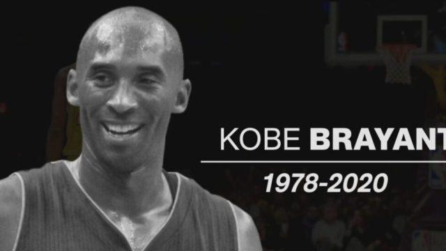 FOTO: Hollywood y famosos de Estados Unidos lloran la muerte de Kobe Bryant, el 26 de enero de 2020