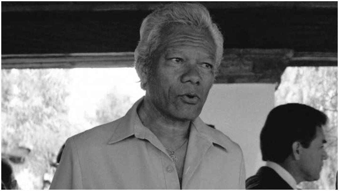Imagen: Walter Ormeño murió a los 93 años de edad, 4 de enero de 2020 (TUDN)