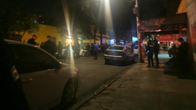 FOTO: Al menos cinco muertos en una noche violenta de la CDMX, el 18 de enero de 2020