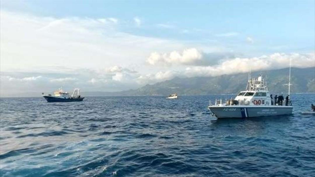 Naufragio en Grecia deja al menos 12 migrantes muertos