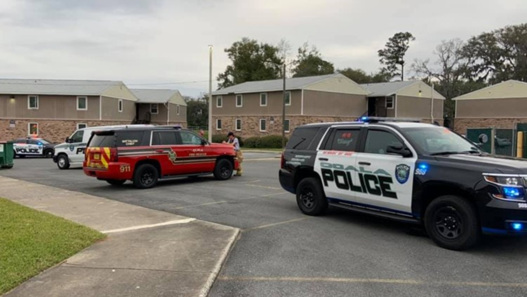 FOTO Al menos dos muertos por disparos tras un funeral en Florida, el 01 de febrero de 2020