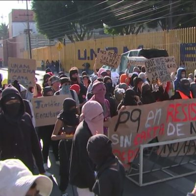 FOTO: Marchas previstas para el 21 de enero de 2020 en la CDMX, el 21 de enero de 2020