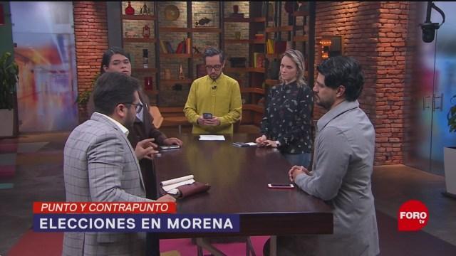 Foto: Nuevo Dirigencia Nacional Morena 27 Enero 2020