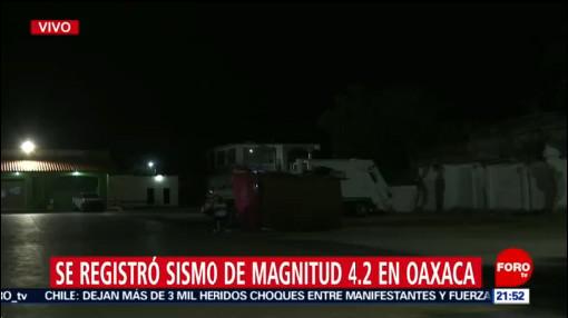 Foto: Nuevo Sismo Sacude Oaxaca Hoy 17 Enero 2020