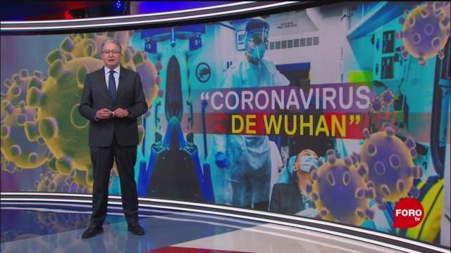 FOTO: oms determinara si emiten alerta epidemiologica internacional por coronavirus