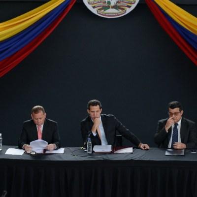 Parlamento Europeo reitera reconocimiento de Juan Guaidó como presidente interino de Venezuela