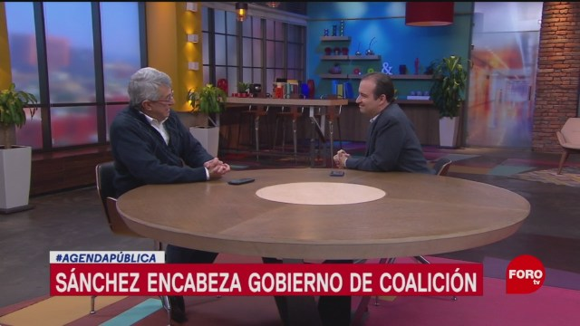 FOTO: 12 enero 2020, pedro sanchez encabeza al gobierno espanol