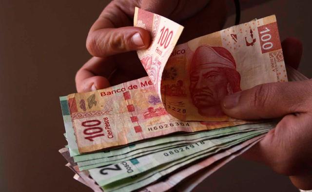 20 de enero 2020, Pensión, Retiro, Dinero, Efectivo, Billetes, Dinero Mexicano