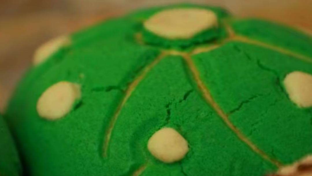Crean en Saltillo las 'Peyoteconchas' y Conchas de Mazapán