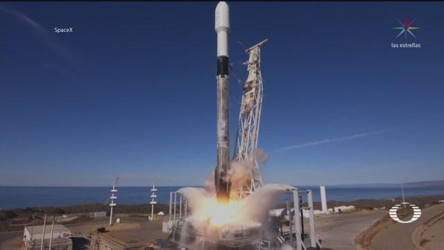FOTO: 2 enero 2020, presentan prototipo de mision espacial para