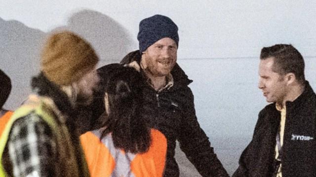 Foto: Príncipe Harry llega a Canadá para preparar su vida lejos de la realeza