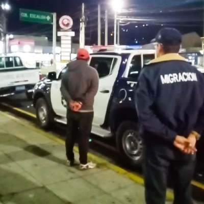 Promotor de Caravana Migrante recibe detención provisional
