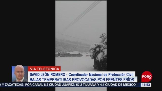 FOTO: pronostican fuertes vientos en mexico , 4 de enero del 2020