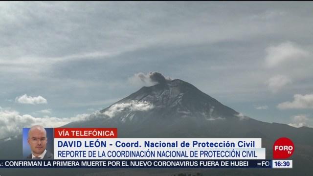 FOTO: proteccion civil se prepara para temporada de incendios forestales