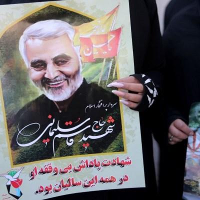 Millones asisten al funeral de Qassem Soleimani, el más grande en Irán desde la muerte del ayatola Jomeini