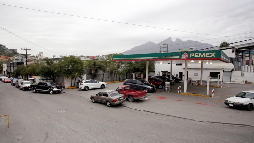 Foto: 'Quién es quién' en los precios de los combustibles del 20 de enero 2020