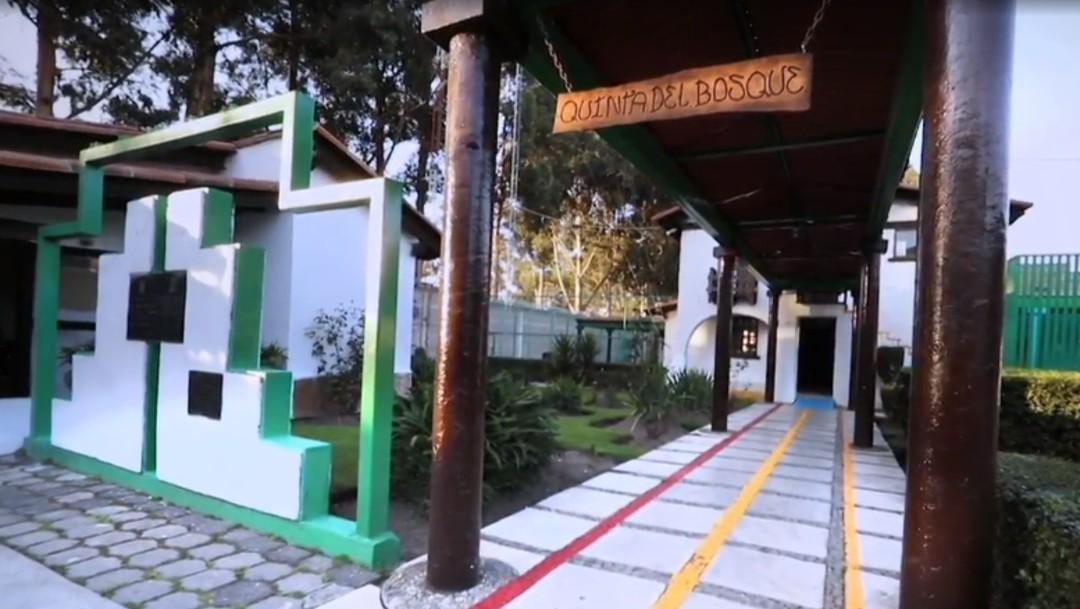 Foto: Quinta del Bosque, un ejemplo de readaptación para jóvenes infractores