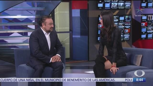 ramon vargas tenor mexicano en el estudio de al aire