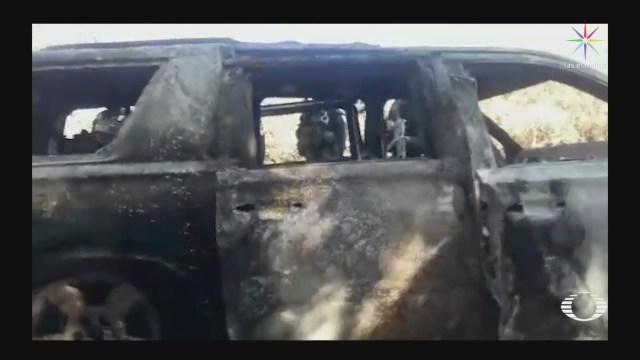 Foto: Ataque Civiles Armados Zirándaro Guerrero hOY 16 Enero 2020
