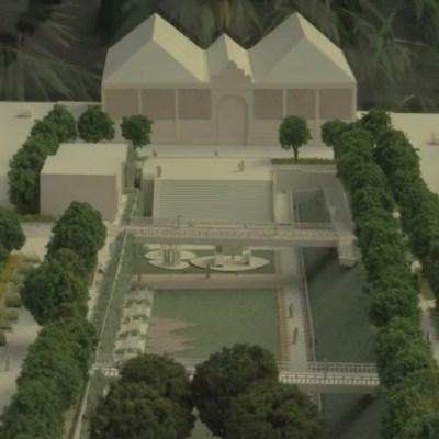 Foto: Rescate de espacios públicos en Edomex; construyen área verde en Toluca