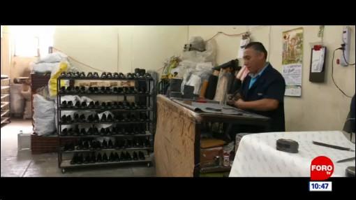 retratos de mexico el trabajo de un zapatero