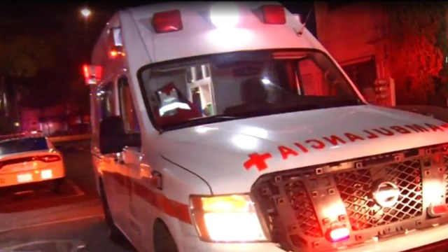 Foto: Riña entre familias deja cuatro lesionados en la CDMX