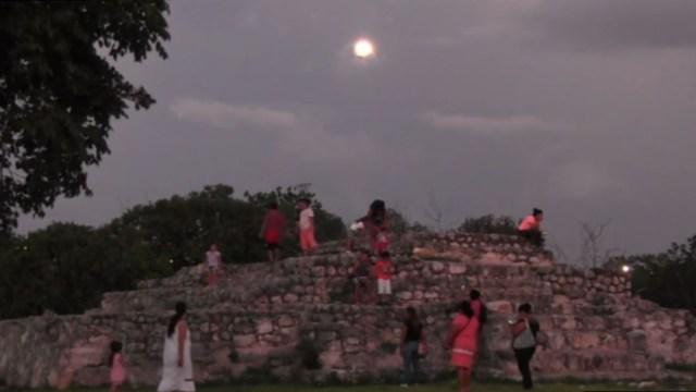FOTO: Sacerdotes mayas pronostican clima para el 2020, el 04 de enero de 2020