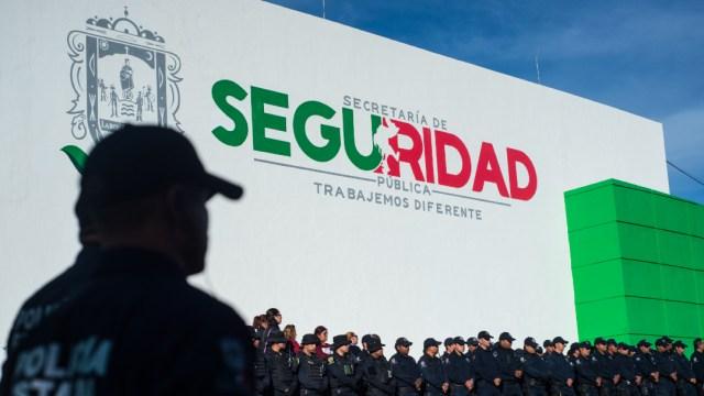 FOTO: Policía Estatal Preventiva (PEP), el 11 de enero de 2020