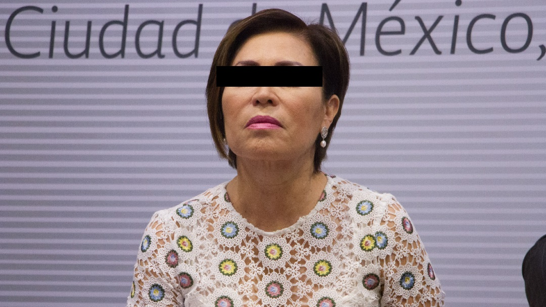 Rosario Robles, extitular de Sedatu y Sedesol. (VICTORIA VALTIERRA /CUARTOSCURO, ARCHIVO)