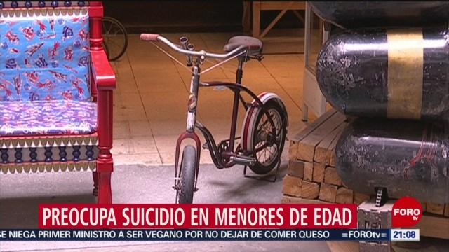 Foto: Suicidios México Cada Día 14 Enero 2020