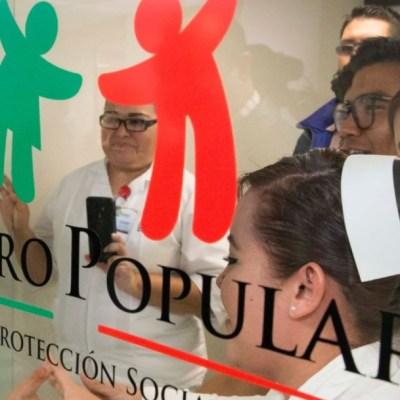 Foto: El Seguro Popular fue sustituido por el Instituto de Salud para el Bienestar (Insabi), 12 enero 2020