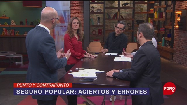 Foto: Seguro Popular Qué Falló Origen Insabi 17 Enero 2020