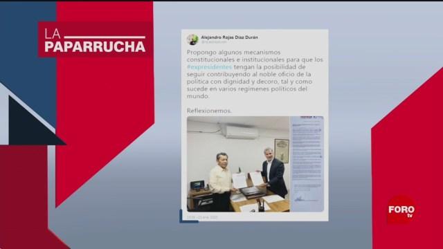 Foto: Senador Morena Amlo No Retire Vida Política 22 Enero 2020