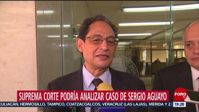 Foto: Sergio Aguayo Scjn Analice Caso Libertad Expresión 30 Enero 2020
