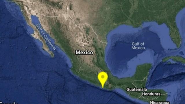 Sismo en Oaxaca se percibe en CDMX hoy 15 enero 2020