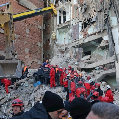 Foto: Un nuevo terremoto sacudió la provincia turca de Elazig, 25 enero 2020