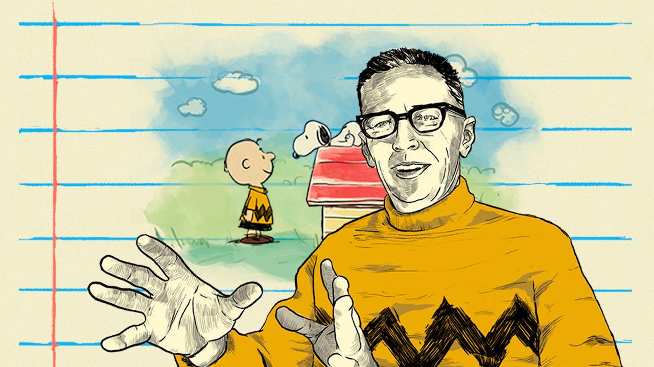 Imagen Snoopy Charlie Brown Charles Shultz 2000