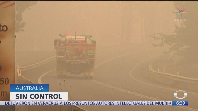 suman 23 muertos en australia por incendios forestales