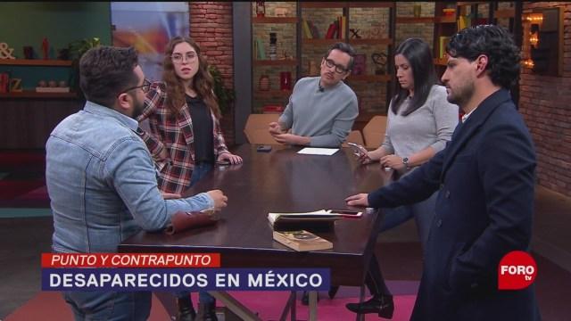 Foto: Desaparecidos México Cifra Parcial 8 Enero 2020