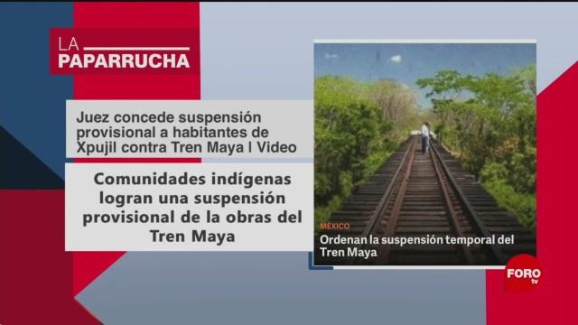 Foto: Suspenden Construcción De Tren Maya Campeche Noticias Falsas 29 Enero 2020