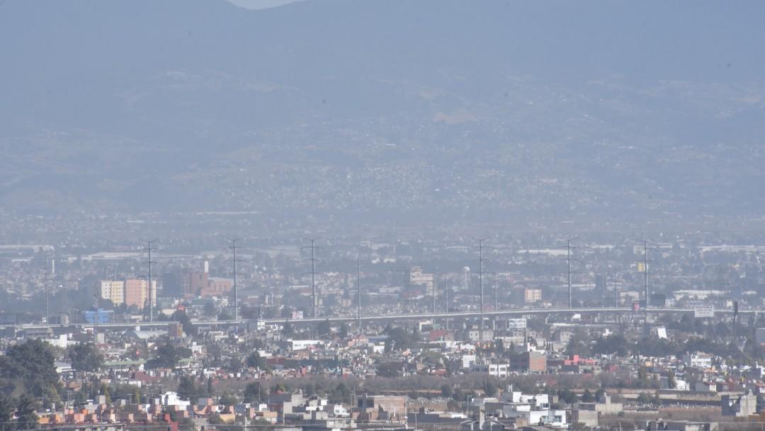 Foto: Suspenden contingencia ambiental en Valle de Toluca y Santiago Tianguistenco
