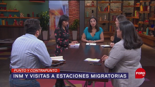 Foto: Estaciones Migratorias Suspenden Ingreso 29 Enero 2020