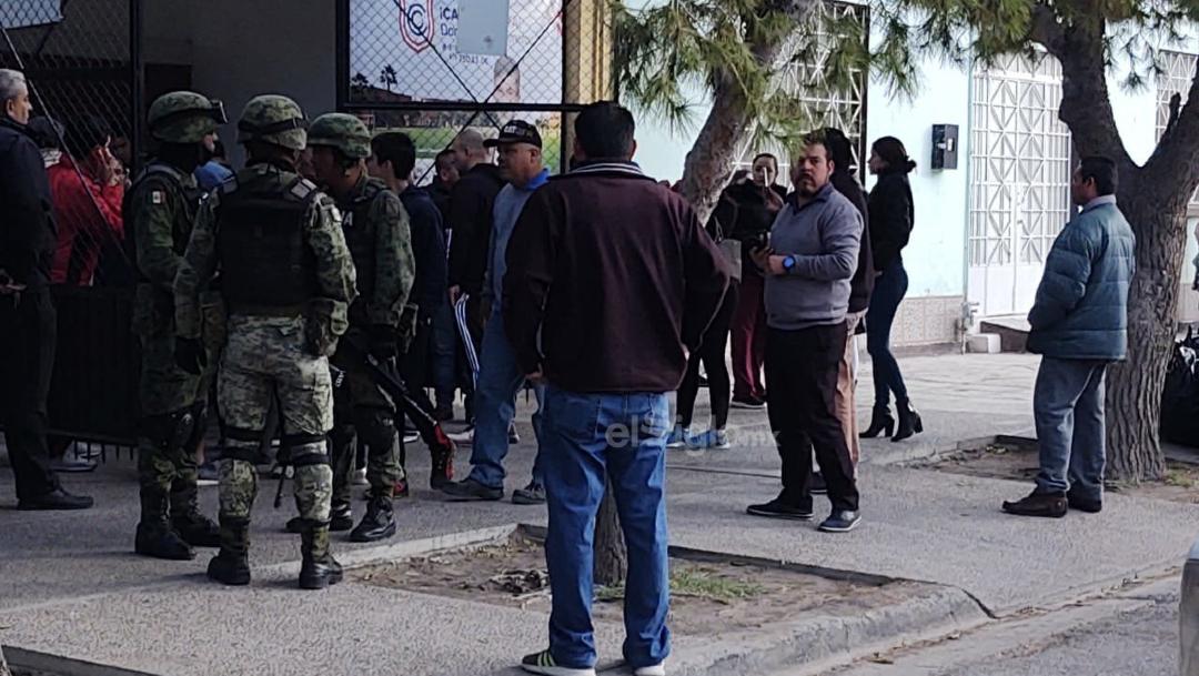 FOTO Tiroteo Torreón: No difundir imágenes de niños víctimas de violencia, recuerda Segob (Cuartoscuro)
